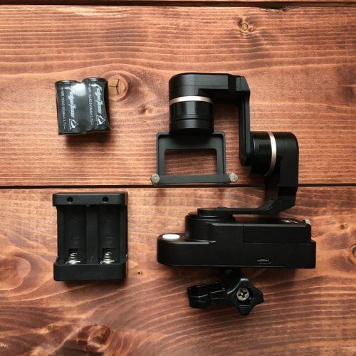 Трехосевой стабилизатор Feiyu Tech FY-WG для GoPro